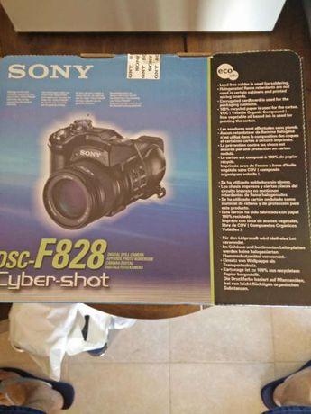 Sony Cyber-Shot DSC-F828 Nova