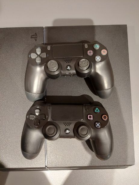 PlayStation 4 500gb 2 pady
