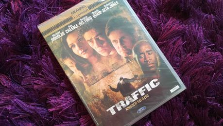Traffic | Steven Soderbergh - novo selado