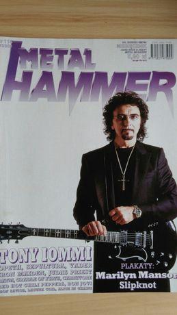 Metal hammer 2/2001