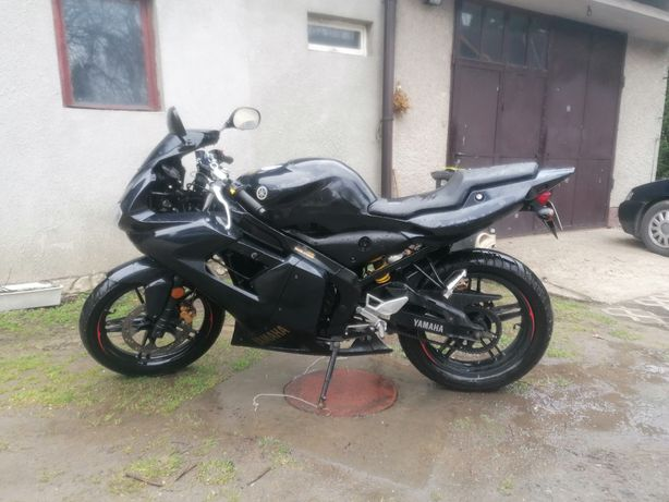 Yamaha tzr 50/70