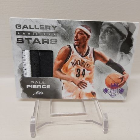 Karta NBA Paul Pierce Panini Court Kings Brooklyn Nets Patch
