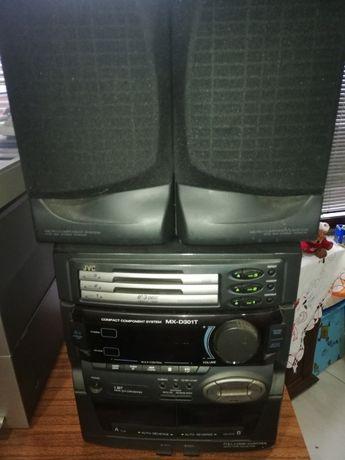 radio e leitor cd e cassetes e kit da philips