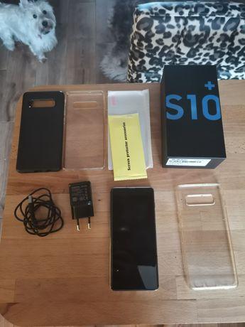 Samsung Galaxy S10 plus + 8/128 cały!