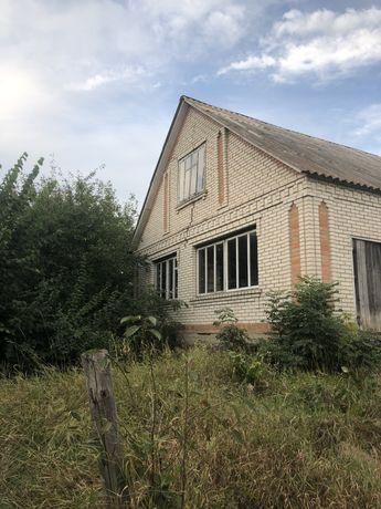 Продам будинок в Калинівському р/ні,без внутр.робіт