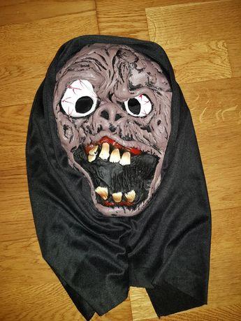 Маска из латекса на хеллоуин/Halloween