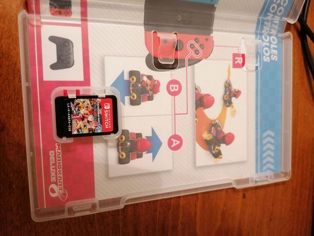 Mário Kart 8 - Nintendo Switch