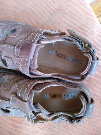 Sandały chłopięce Lasocki roz 33