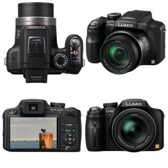 Panasonic Lumix DMC-FZ48 lente Leica