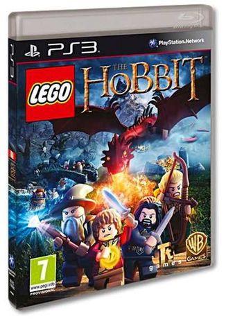 Lego Hobbit, PS3