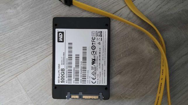 """Dysk SSD WD 500GB 2.5"""""""