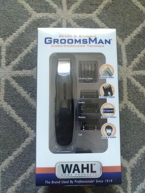 Maszynka do golenia i strzyżenia włosów GroomsMan