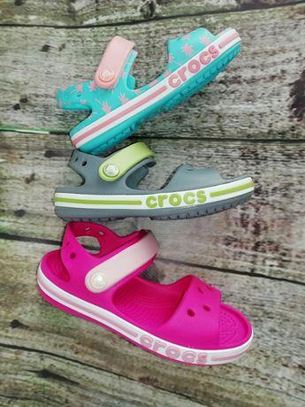 Супер новинка!Босоножки крокс (crocs) для девочек и мальчиков! Акция!