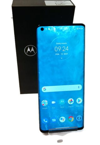 Telefon Motorola Edge dual sim komplet (Play)