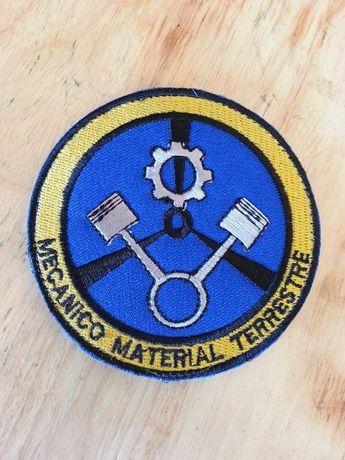 Patch Mecânico de Material Terrestre