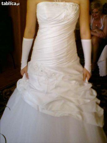 Sprzedam suknie ślubną rozmiar 36-40
