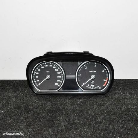 BMW: 9141477 Quadrante BMW 1 (E81) 120 d