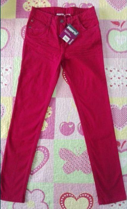 Spodnie jeansy 152 cm NOWE Łódź - image 1