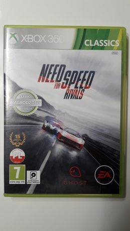 Gra Need For Speed Rivals Xbox 360