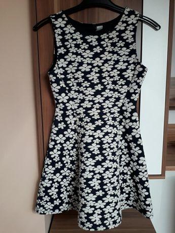 H&M 36 sukienka jesień zima