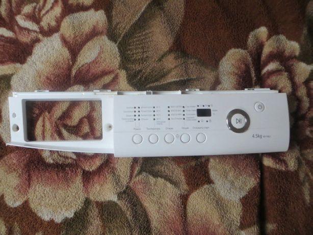 Накладка панели управления(лицевая часть) Samsung WF-F862