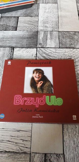 Brzydula. Audiobook