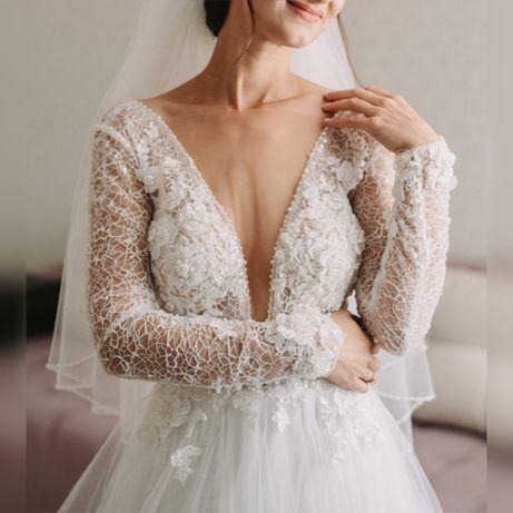 Весільна сукня Axelle від Millanova_lviv