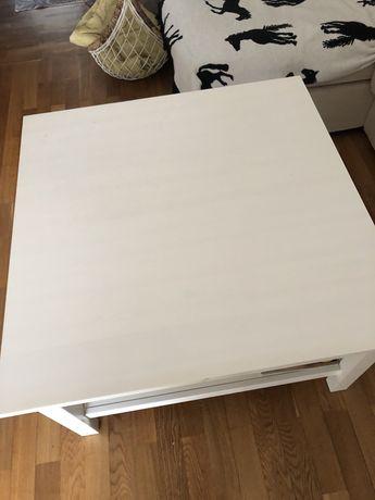 Mesa de centro IKEA Hemnes Branca