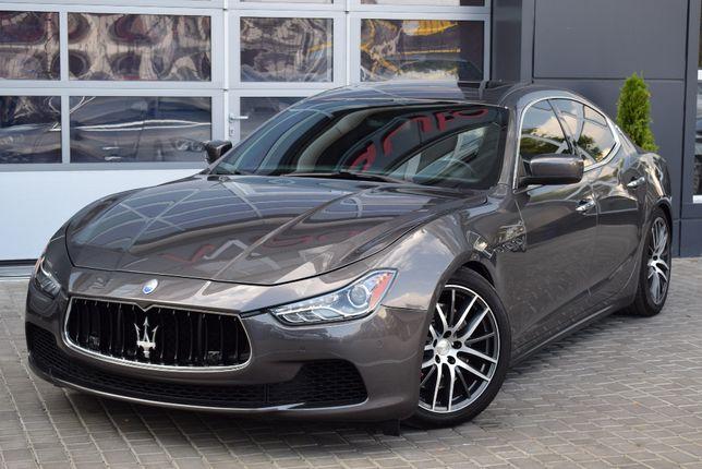Maserati Ghibli Автомобиль