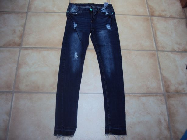 Spodnia jak nowe dżinsy 158/164/170 xs/s