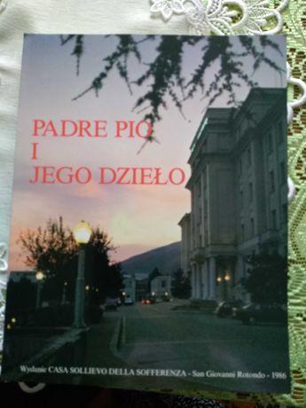 Książka Ojciec Pio i Jego Dzieło