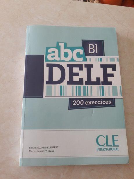 Książka Delf abc B1