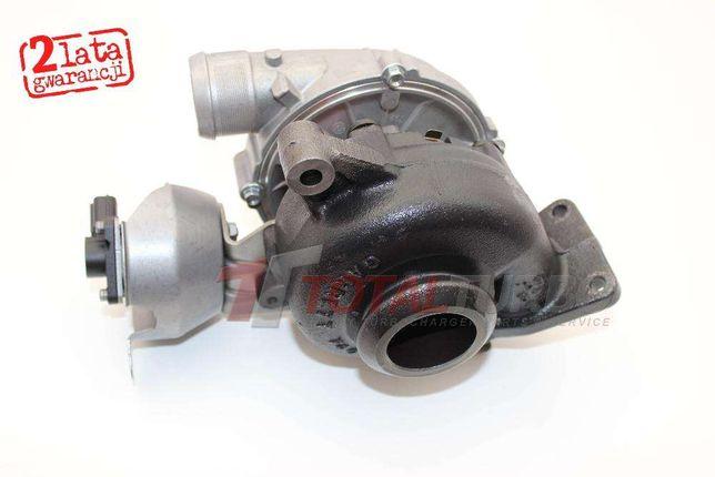 Turbosprężarka turbina Ford Galaxy II Ford S-MAX 2.0 TDCi