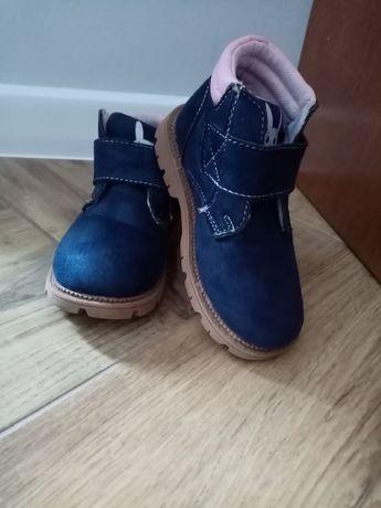 Buty dla dziewczynki 24r
