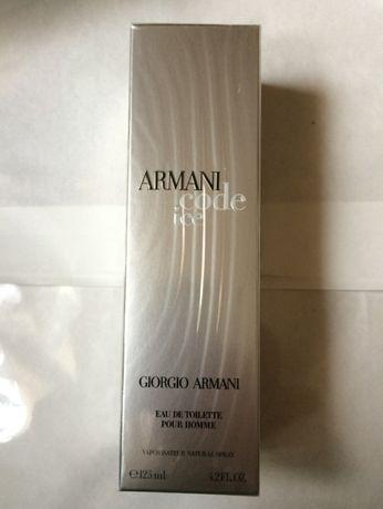 Giorgio Armani Code ice pour homme 125 ml