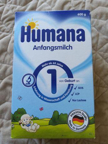 Humana Anfangsmilch 1 з народження дитяча молочна суміш /детская смесь