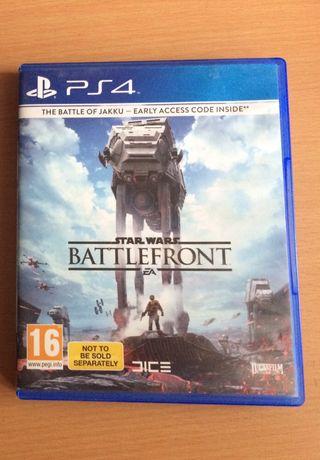 Обменяю Star Wars Battlefront для Playstation 4