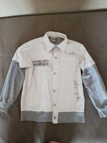 Продам сорочку на хлопчика 5-6р