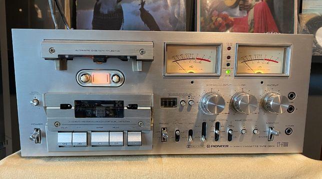 Pioneer CT-F1000 deck de cassetes