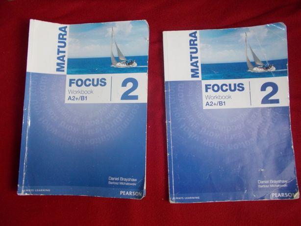 Ćwiczenia Fokus język angielski
