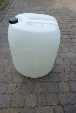 Czysta bańka na wodę pitną 60l