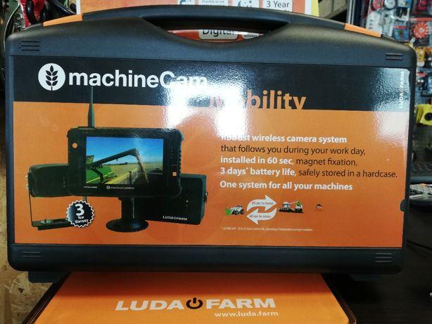 Bezprzewodowy system monitoringu - MachineCam Mobility