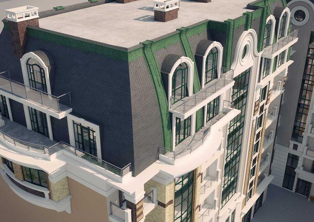 Большая квартира для комфортной жизни в центре.  AS