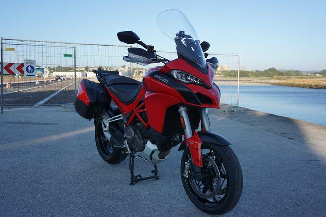 Ducati Multistrada 1200 S DVT Touring