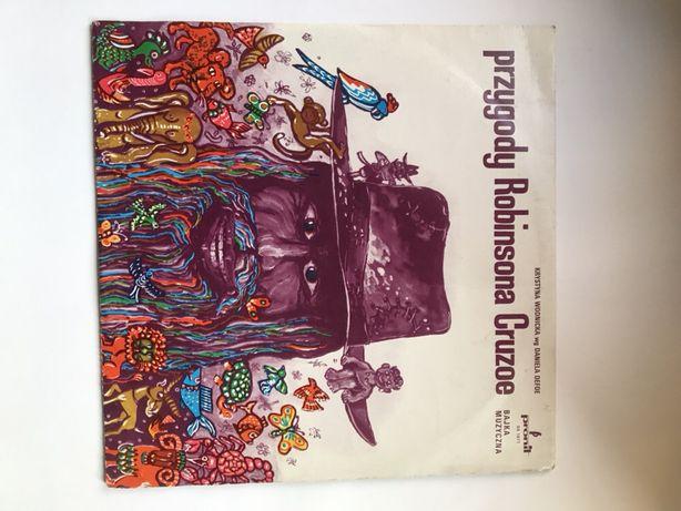 Przygody Robinsona Cruzoe winyl vinyl