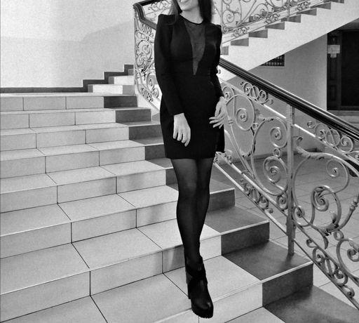 Шикарное платье)