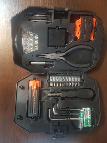 Zestaw narzędzi ETI 29138