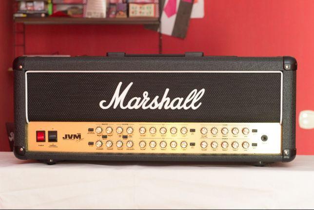 Гитарный усилитель Marshall JVM410H (Engl, MesaBoogie, Diezel, Orange)