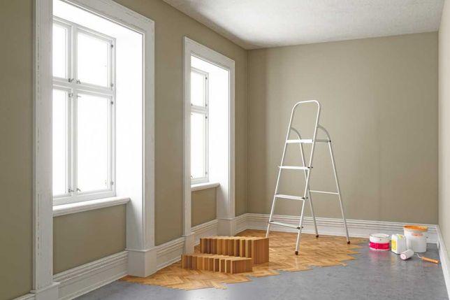 Restauro e Remodelação de interiores, Manutenção.
