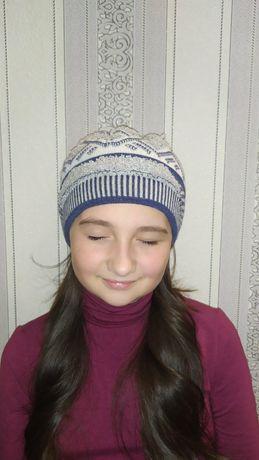 Зимние новые шапки